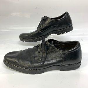 Cole Haan NikeAir Mens Pebble Grain Leather SZ 13